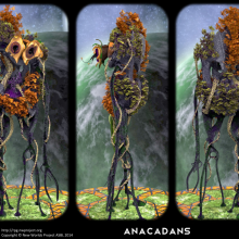 Acadanans Concept by David Collins